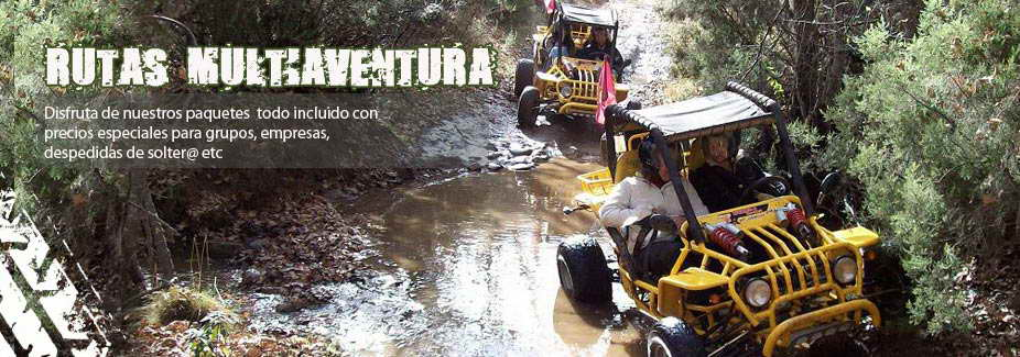 excursiones con quads